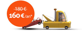 Promo Assurance Car & Family Plus 151€ par an