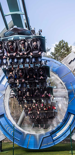 Alton Towers Waterpark en Angleterre