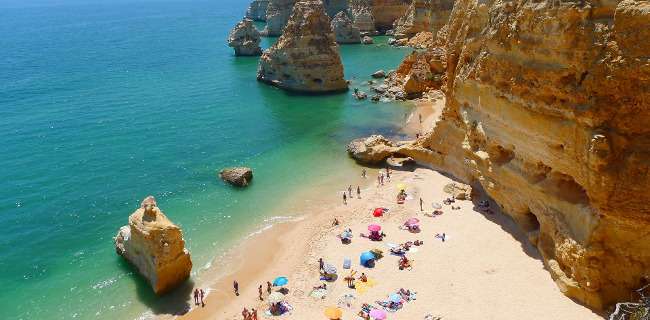 L'Algarve au Portugal
